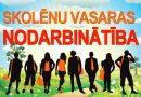 Turpinās skolēnu pieteikšanās Daugavpils novada skolēnu vasaras nodarbinātības programmā