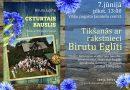 Tikšanās ar rakstnieci Birutu Eglīti