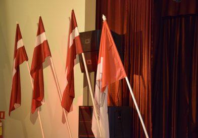 Višķu pagastā godināja labākos darba darītājus un svinēja Latvijas Republikas Proklamēšanas 101. gadadienu.